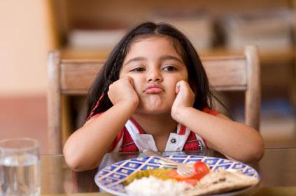 Mengatasi Anak Susah Makan, Anak Susah Makan