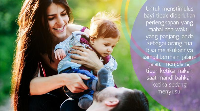 Inilah 9 Aktifitas Sederhana Yang Bisa Bikin Bayi Pintar!