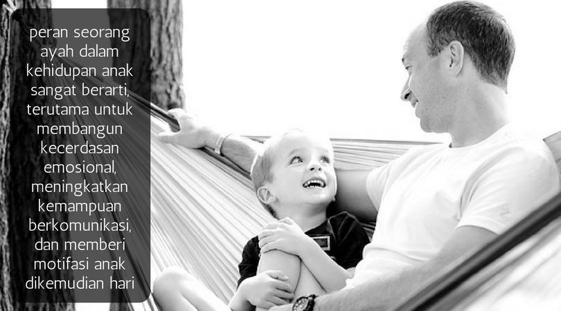 Inilah Pentingnya Peran Seorang Ayah Untuk Kecerdasan Anak