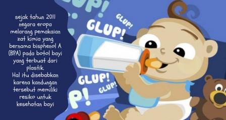 Mama, beginilah Tips memilih botol susu untuk bayi yang baik dan tepat