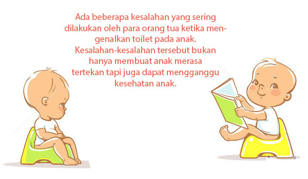 toilettraining