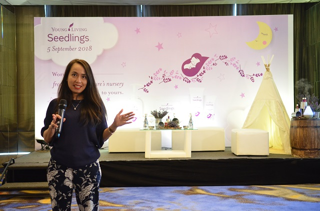 Opening Remarks by Dyah Ayu Mantili, Country Manager Young Living